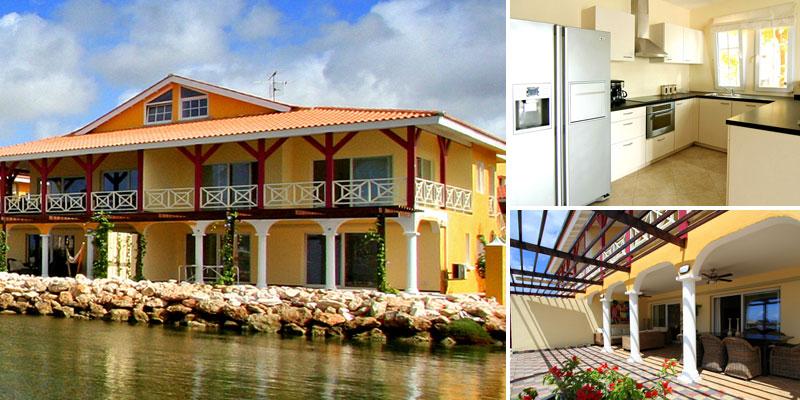MasBango Beach Resort Jan Thiel - Begane Grond Appartement Te Koop