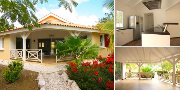 Residencia Tropicana Jan Thiel - Bungalow Te Koop