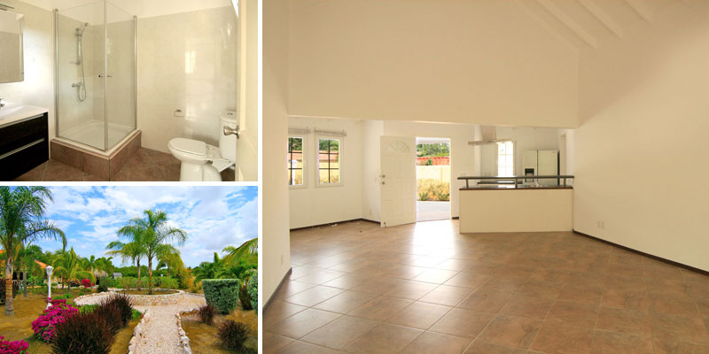 Residencia Tropicana Jan Thiel - Bungalow For Rent