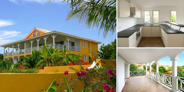 Residencia Tropicana Jan Thiel - Ground Floor Apartment For Sale
