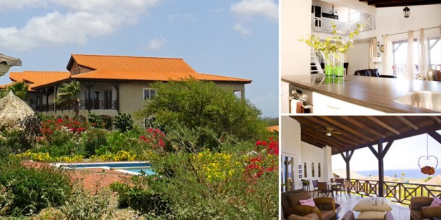 Luxurious and spacious penthouse for sale in Residence Le Bleu Curacao